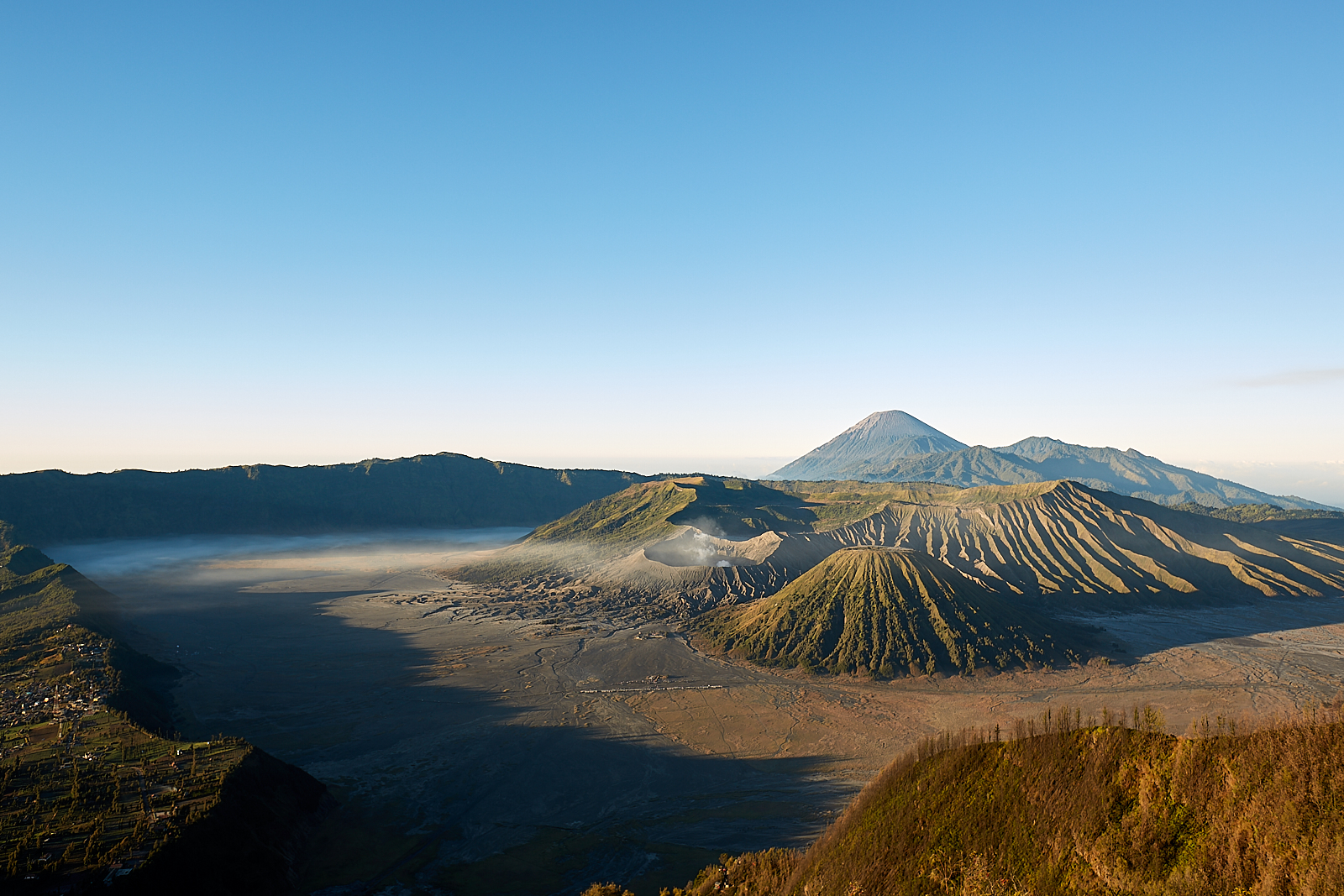 The Many Shades of Bromo